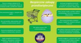 Bezpieczne zakupy przedświąteczne