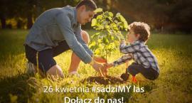 SadziMY las z prezydentem Andrzejem Dudą