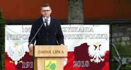 Obchody 228 rocznicy uchwalenia Konstytucji 3 Maja w Lipce