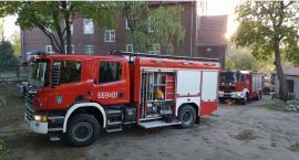 Pożar w Młodzieżowym Ośrodku Wychowawczym w Jastrowiu