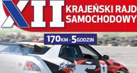 XII Krajeński Rajd Samochodowy