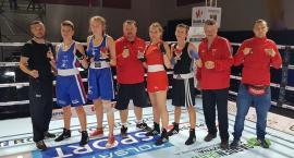 Złotowscy bokserzy na Gali Rocky Boxing Night Polsat Sport