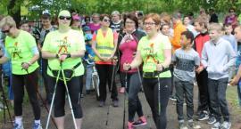 II Rajd Nordic Walking w Pniewie