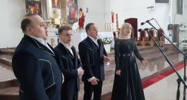 Niezwykły śpiew w kościele pw. św. Piotra i Pawła Apostołów w Złotowie