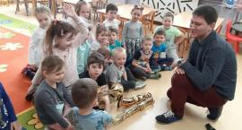 Orkiestra z Przedszkola nr 4