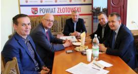 Posiedzenie Powiatowej Rady Wielkopolskiej Izby Rolniczej w Złotowie