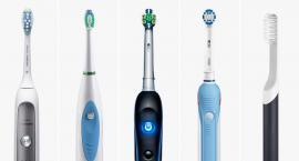 Wybór szczoteczek elektrycznych do zębów dla dziecka