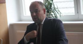 Jan Dziedziczak z PiS w Złotowie