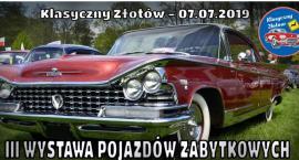 III Wystawa Pojazdów Zabytkowych w Złotowie