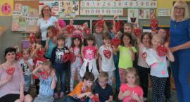 "Projekt ""Serce od serca"" w Przedszkolu nr1"