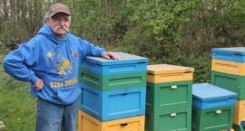 Najwyższe pszczelarskie odznaczenie dla Konrada Kaczmarka