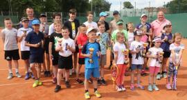 Turniej tenisowy na Dzień Dziecka w Złotowie