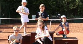 Krajeńska Akademia Tenisa na turnieju Skrzat Cup