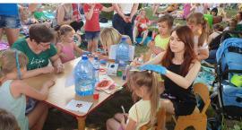 Piknik rodzinny w Publicznym Przedszkolu nr 1 w Złotowie