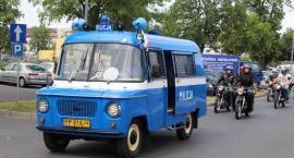 Parada pojazdów pożarniczych i zabytkowych w Złotowie