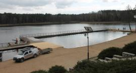 Sezon na kąpielisku i przebudowa pomostów w Jastrowiu