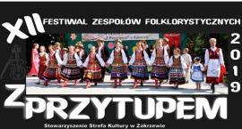 Zapraszamy na XII Festiwal Zespołów Folklorystycznych