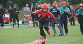 Strażacy z powiatu rywalizują w Złotowie w zawodach sportowo-pożarniczych