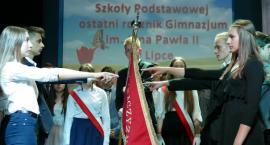 Uroczyste pożegnanie absolwentów w Lipce
