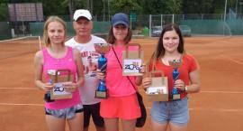 Turniej tenisa ziemnego w Złotowie
