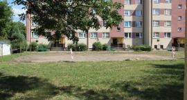 Nowe osiedlowe boisko