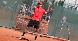 Deblowy turniej tenisa ziemnego w Złotowie