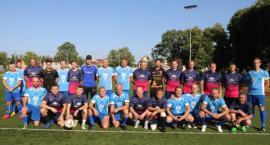 Spotkanie pokoleń Sparty Złotów - piłkarze