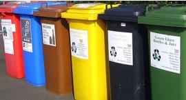 Uwaga! Kontrole zbiórki odpadów w Złotowie