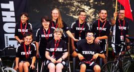 Ekipa RaceRunning Fundacji Złotowianka na zawodach w Kopenhadze