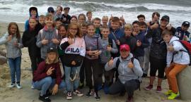 Złotowianie na obozie Aikido w Mielnie