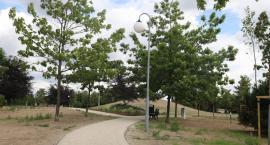 Odnowiony park na osiedlu Za Rzeką w Złotowie