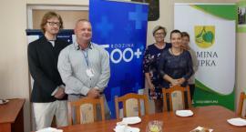 BUS 500+ odwiedził gminę Lipka