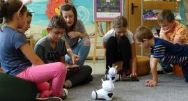 Bitwa na roboty w Miejskiej Bibliotece Publicznej w Złotowie