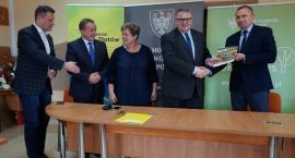 Podpisanie umów w ramach programu Wielkopolska Odnowa Wsi