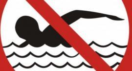 Zakaz kąpieli na Zaleskim