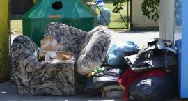 kto wyrzucił śmieci na ulicę?