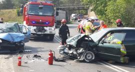 Siedmioro uczestników wypadku
