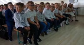 Rozpoczęcie roku szkolnego w SP w Łobżenicy[WIDEO]
