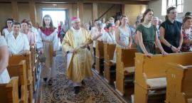 Poświęcenie wyremontowanego kościoła w Kleszczynie[WIDEO]