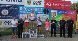 Kolejny sportowy sukces złotowskiej policjantki