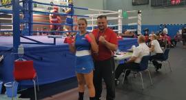 Pierwszy sukces na Mistrzostwach Śląska Kobiet w Boksie