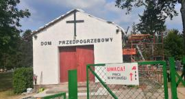 Dom przedpogrzebowy w Skórce odremontowany