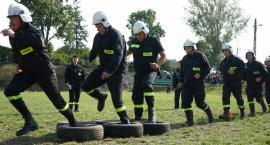 Turniej strażaków oldbojów 40+ w Luchowie