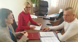 Umowa podpisana