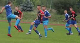 Juniorzy Sparty Złotów wygrali z Sokołem Szamocin
