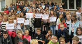 Strajk klimatyczny w Zakrzewie