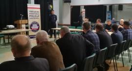 Debata z policją w Tarnówce