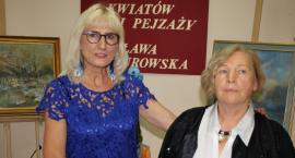 Wernisaż wystawy Wiesławy Kurowskiej