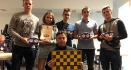 Mistrzostwa Powiatu Złotowskiego szkół średnich w szachach