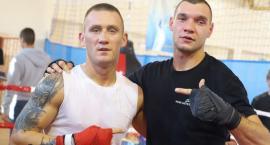 Sparing bokserski w Złotowie